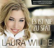Laura Wilde: Es ist nie zu spät (Deluxe-Edition), 2 CDs