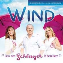 Wind: Lass den Schlager in dein Herz, CD