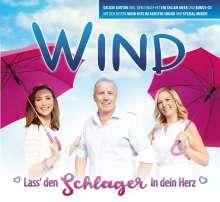 Wind: Lass den Schlager in dein Herz (Deluxe-Edition), 2 CDs