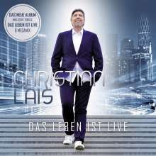 Christian Lais: Das Leben ist live, CD