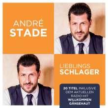 André Stade: Lieblingsschlager, CD