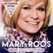 Mary Roos: Keine Abschiedstour, 2 CDs