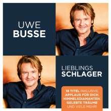 Uwe Busse: Lieblingsschlager, CD