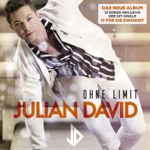 Julian David: Ohne Limit, CD