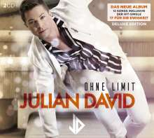 Julian David: Ohne Limit (Deluxe Edition), 2 CDs