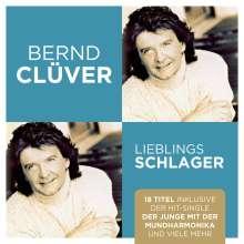 Bernd Clüver: Lieblingsschlager, CD