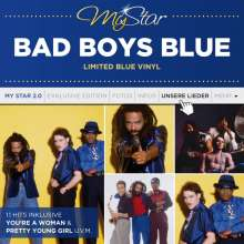 Bad Boys Blue: My Star (Limited Numbered Edition) (Blue Vinyl), LP