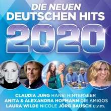 Die neuen deutschen Hits 2020, 2 CDs