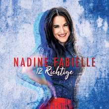 Nadine Fabielle: 12 Richtige, CD