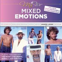 Mixed Emotions: My Star, CD