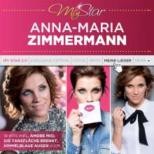 Anna-Maria Zimmermann: My Star, CD