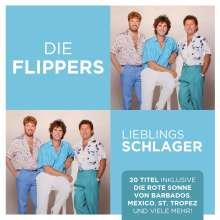 Die Flippers: Lieblingsschlager, CD