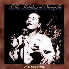 Billie Holiday (1915-1959): At Storyville, CD