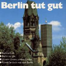 Berlin tut gut, CD
