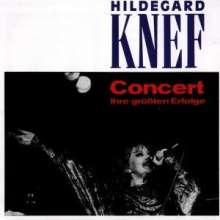 Hildegard Knef: Concert, CD