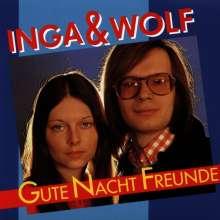 Inga und Wolf: Gute Nacht Freunde, CD