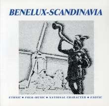 Benelux - Scandinavia, CD