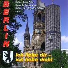 Berlin-Ick Liebe Dir-Ic, CD