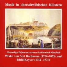 Sixtus Bachmann (1754-1825): Missa Solemnis in C, CD