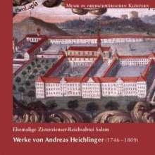 Andreas Heichlinger (1746-1809): Missa Solemnis Sancti Andreae, CD