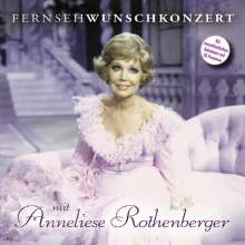 Anneliese Rothenberger - Fernsehwunschkonzert, CD