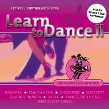 Tanzmusik: Learn To Dance II: Die neuen Basisrhythmen, CD