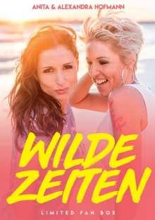 Anita & Alexandra Hofmann: Wilde Zeiten (Limited Fan Box), 2 CDs, 1 Single-CD und 1 Merchandise