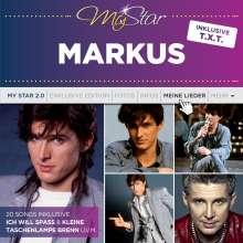 Markus: My Star, CD