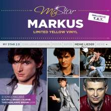 Markus: My Star (Limited Numbered Edition) (Yellow Vinyl), LP