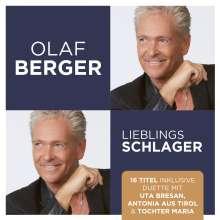Olaf Berger: Lieblingsschlager, CD