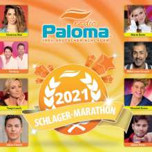 Schlagermarathon 2021, 2 CDs