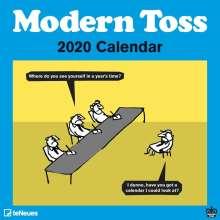 Modern Toss 2020 Broschürenkalender, Diverse