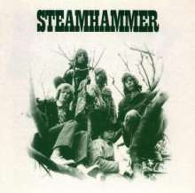 Steamhammer: Steamhammer, CD