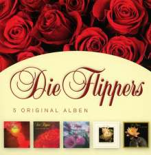 Die Flippers: 5 Original Alben, 5 CDs