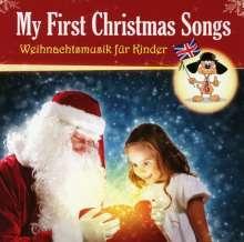 My First Christmas Songs - Weihnachtsmusik für Kinder, CD