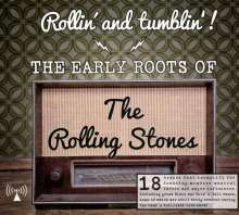 The Early Roots Of The Rolling Stones, CD