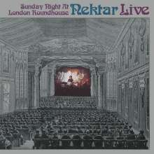 Nektar: Live - Sunday Night At London Roundhouse (remastered), 2 LPs