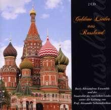 Boris Alexandrow: Goldene Lieder aus Russland, 2 CDs