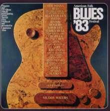 Folk Music Sampler: American Folk Blues Festival, CD