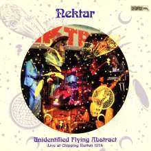 Nektar: Unidentified Flying Abstract - Live At Chipping Norton 1974, CD