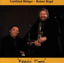 Gottfried Böttger: Reedin' Piano, CD