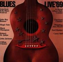 American Folk Blues Festival '69, CD