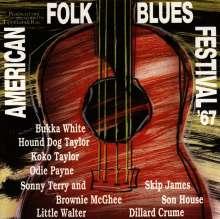 American Folk Blues Festival 1967, CD