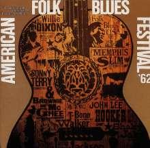 American Folk Blues Festival 1962, CD