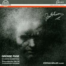 Ludwig van Beethoven (1770-1827): Große Fuge f.Klavier zu 4 Händen op.134, CD