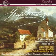 Josef Rheinberger (1839-1901): Klaviertrio Nr.2 op.112, CD