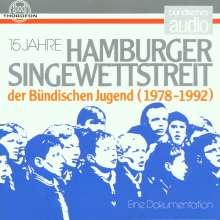 15 Jahre Hamburger Singewettstreit, CD