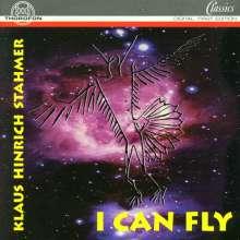 Klaus Hinrich Stahmer (geb. 1941): I Can Fly für 2 Schlagzeuger, CD