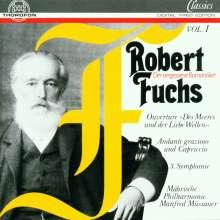 Robert Fuchs (1847-1927): Symphonie Nr.3, CD
