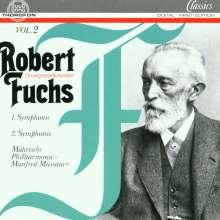 Robert Fuchs (1847-1927): Symphonien Nr.1 & 2, CD